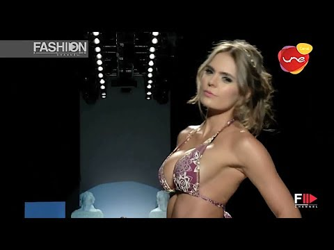 TAMESIS - BEVERLY HILLS Colombia Moda 2014 - Fashion Channel
