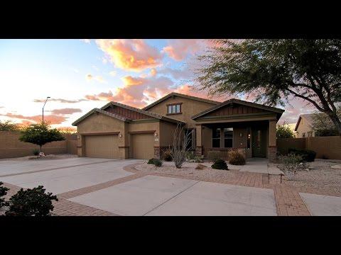 18433 W Summerhaven Dr Goodyear, AZ 85338 | Estrella Mountain Ranch Homes for Sale