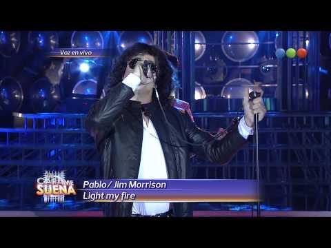 Pablo Granados, Es Jim Morrison – Tu Cara Me Suena 2013