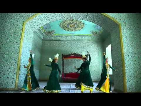 YouTube   Top 10 popular hits dance best hit Uzbek music 2010 2009 new mp3 XORAZM 2