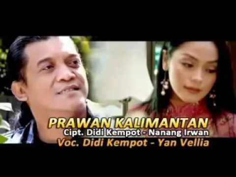Didi Kempot feat Yan Vellia - Prawan Kalimantan (Lirik)
