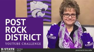 Post Rock District YouTube Challenge Intro