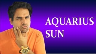 Sun in Aquarius in Astrology (Aquarius Sun personality secrets revealed)