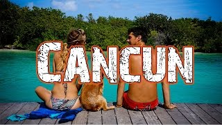 Cancun Beaches & Yucatan Cenote Hunting