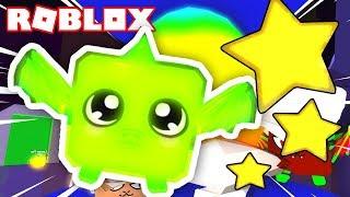 EXPERIENCE STARS and NEW OVA!!! - Roblox Bubble Gum Simulator
