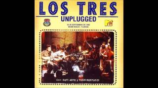 los tres mtv unplugged 1996 álbum en vivo completo