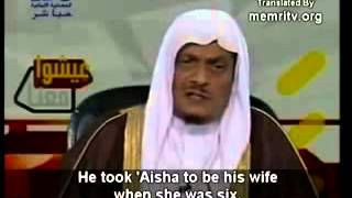 Pedophilia is OK in Islam According to This Saudi Marriage Officiant