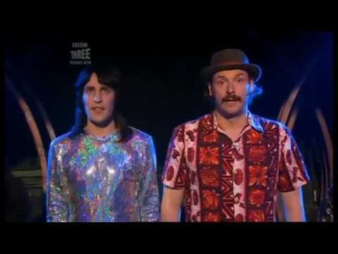 The Mighty Boosh - Crimp Off (Full)