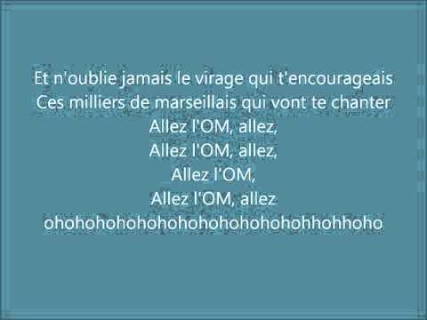 OM   Olympique de Marseille   Chants
