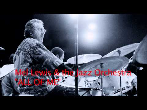"Mel Lewis Jazz Orchestra ""All of me"" Jazzhus Montmartre"", Copenhagen"