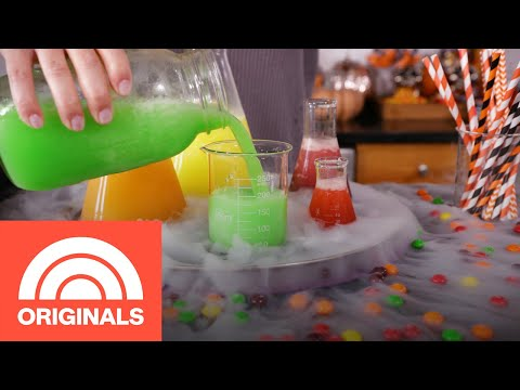 Mikey V - Try This Awesome Halloween Party Drink!