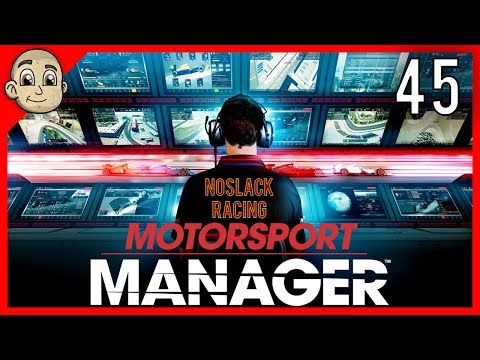 Motorsport Manager - Season 5 Off To A Hot Start - Ep. 45 - F1 Racing Game