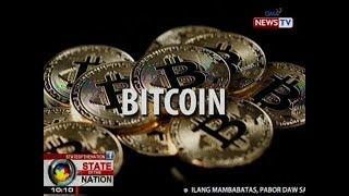 SONA: Bitcoin, isa sa maraming uri ng Cryptocurrency