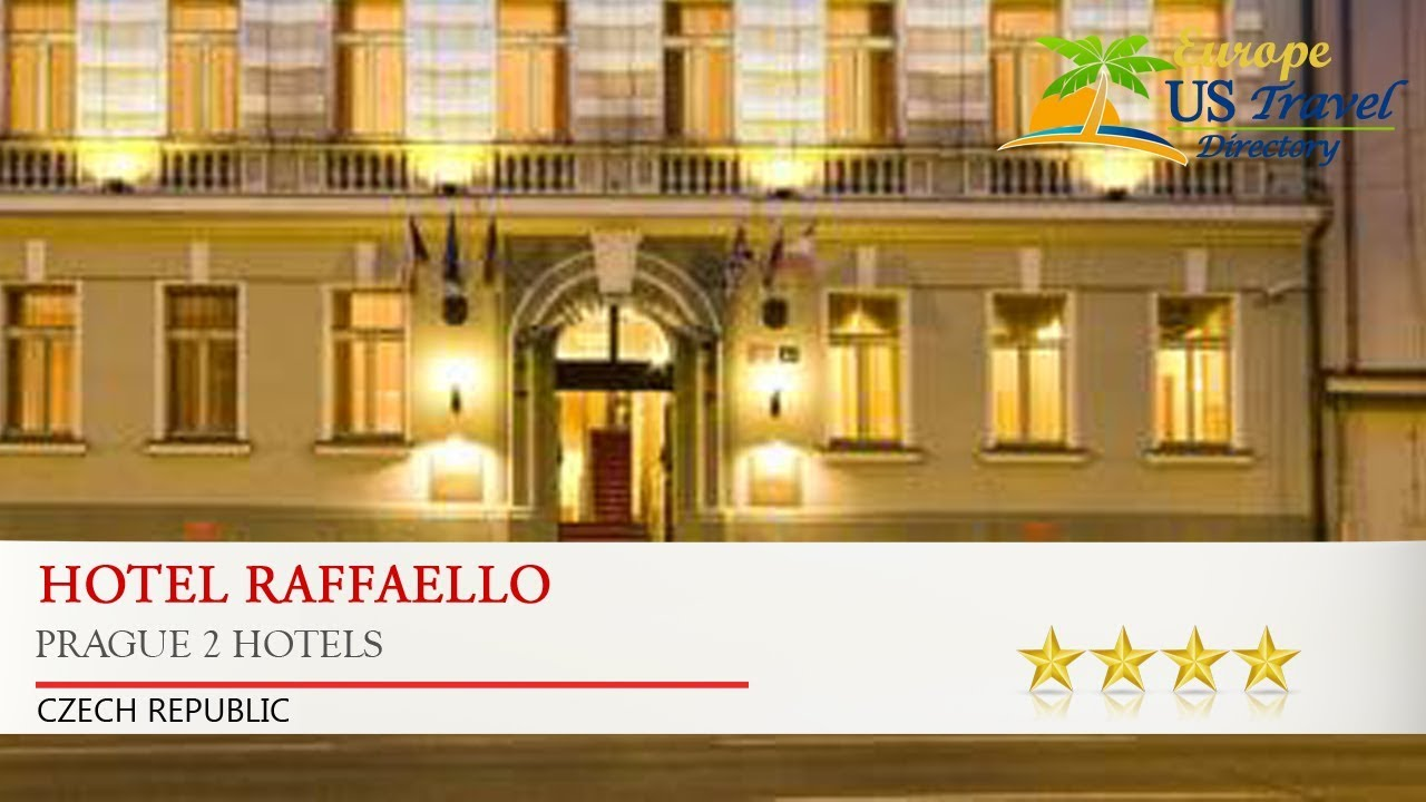 Hotel Raffaello Prague 2 Hotels Czech Republic