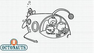 The Octonauts - How to Draw The Octonauts from  the Octopod - Video