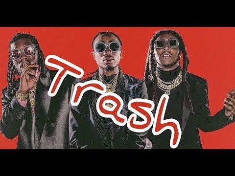Migos Culture 2 Album Trash