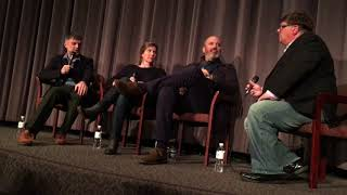 霓裳魅影 Phantom Thread Q&A w/ 導演 保羅·湯瑪斯·安德森 Paul Thomas Anderson, Mark Bridges & Joanne Sellar 2/15/18