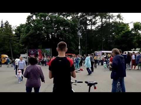 Танцы в Сокольниках