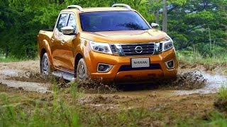 Nissan Np300 Navara обзор 2016.  Тест-драйв.  Test Drive