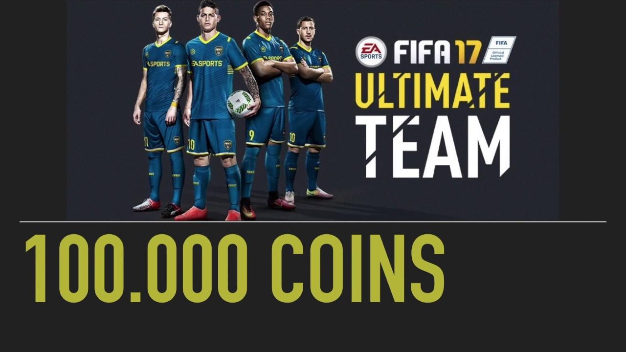 Fifa 17 Coins Verdienen