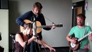 "Elephant Revival ""Ring Around The Moon"" Live at KDHX 4/4/14"