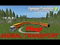 Farming Simulator 17 FLIEGL ANIMAL TRANSPORT PACK