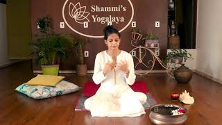 2 minutes must for Corporate Health || Office Yoga || Desk Yoga || Quick Yoga for Long Sitting ||