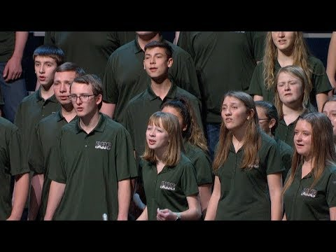 Provo High School Combined Choirs - Tomorrow is Promised to No One