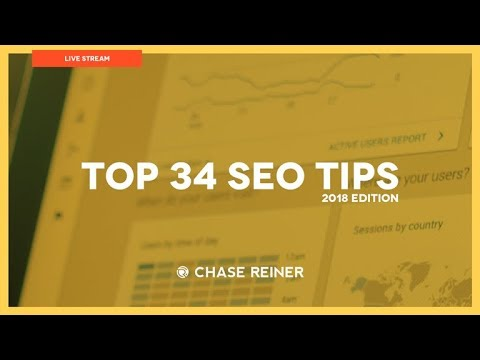 Top 34 SEO Tips For 2017 💵 (With Huge Skyscraper SEO Guide)