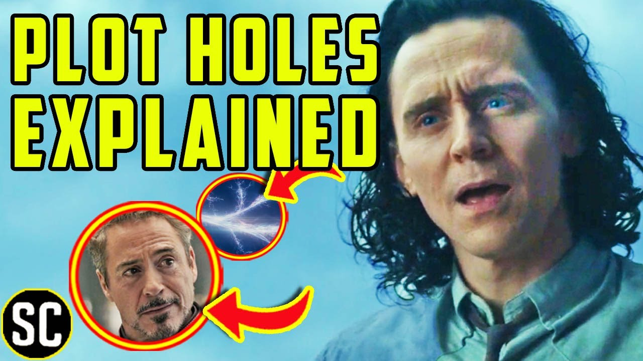 LOKI: Every Plot Hole and Unanswered Question--EXPLAINED | Marvel Breakdown