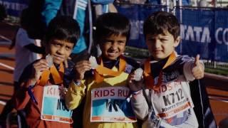 Aftermovie Kids Run TCS Amsterdam Marathon 2016