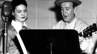 Kitty Wells & Red Foley - One by One