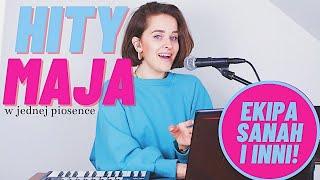 HITY MAJA 2021 W JEDNEJ PIOSENCE - EKIPA, Billie Eilish i inni | Sandra Rugała
