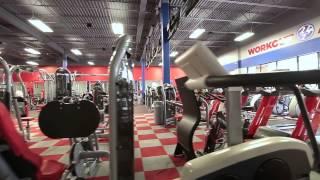 Workout Anytime Kannapolis NC