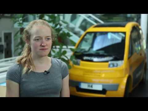 Hydrogen Fuel Cells: Part 1 (Hydrogen Vehicles)