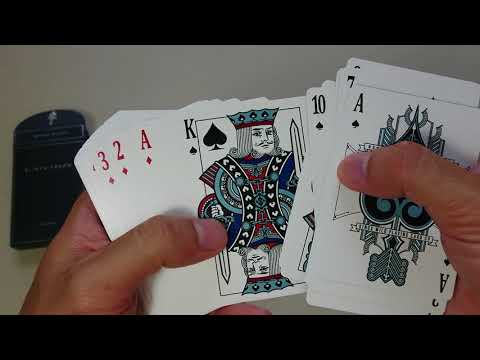 [Deck Review] Silver Arrow Playing Cards - Shop Bài Tây VN