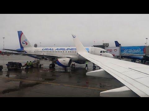 Boeing 737-800 UTair Пулково  - Москва