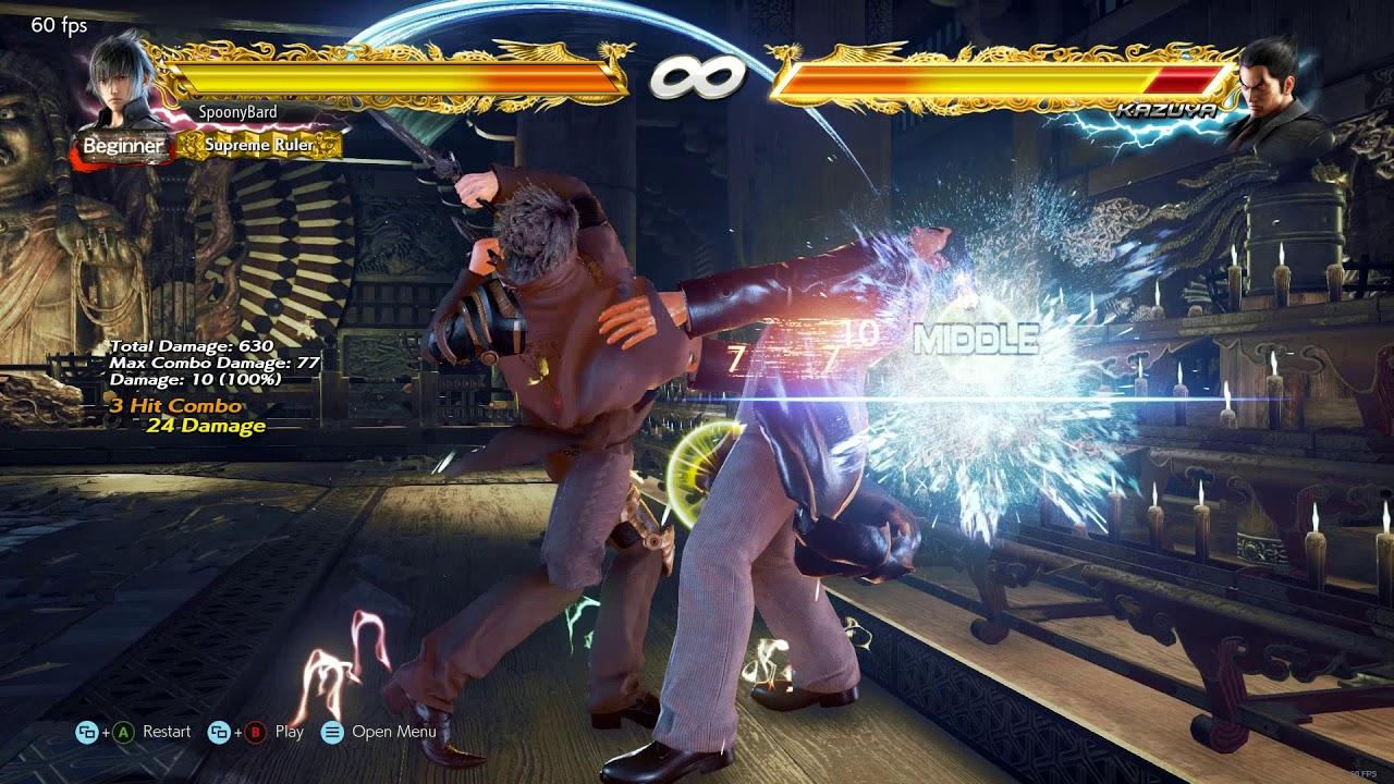Tekken 7 Season 2 - Spooky reviews Noctis changes & new tips for season 2!