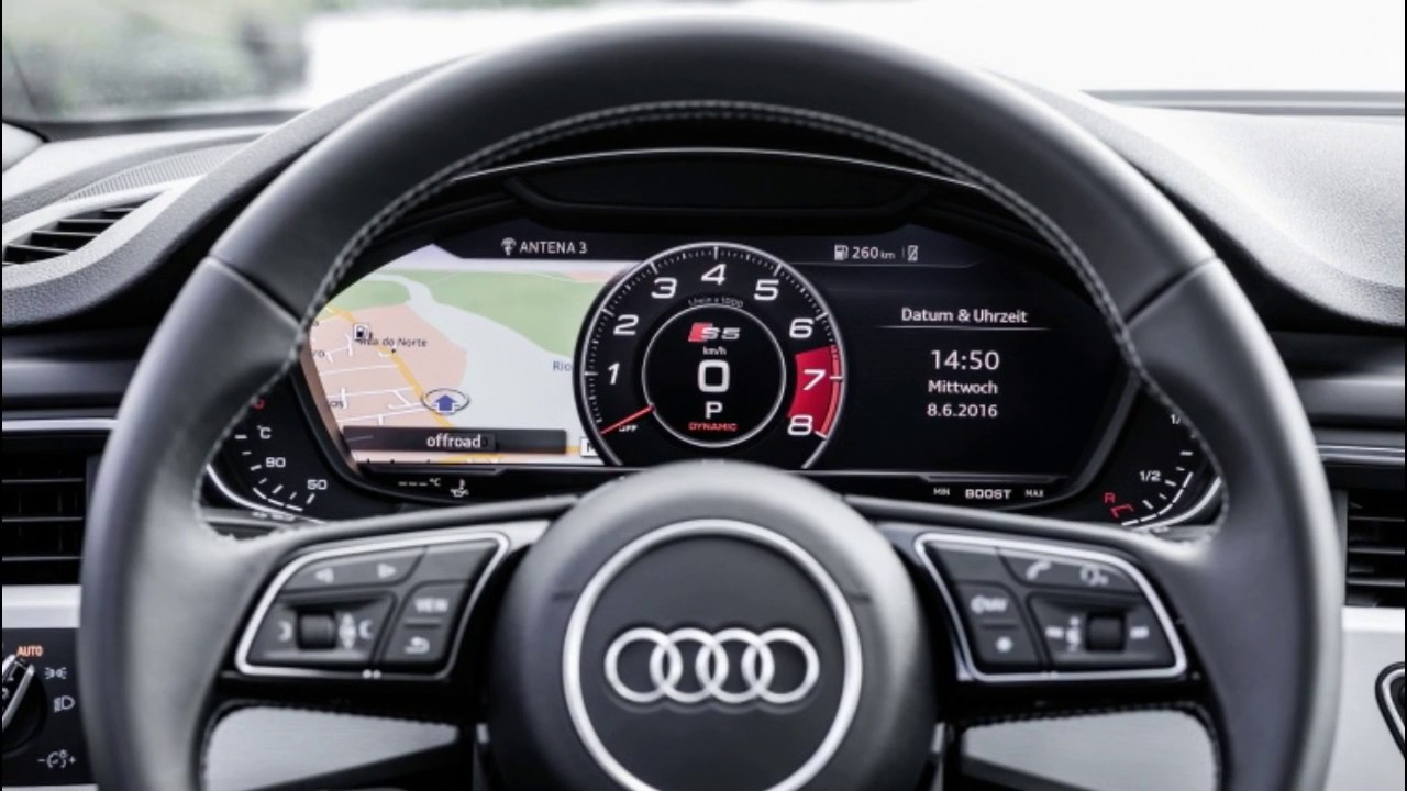 Wow 2017 Audi S5 First Drive Youtube