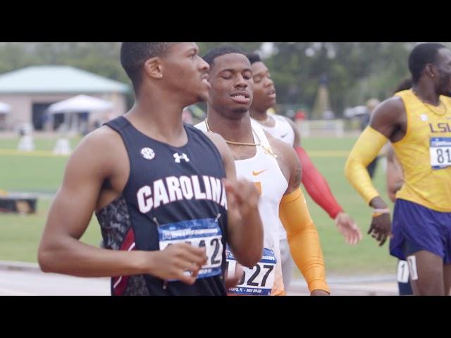 Ncincilili Titi 200m NCAA Regionals Day 3 — 5/26/18