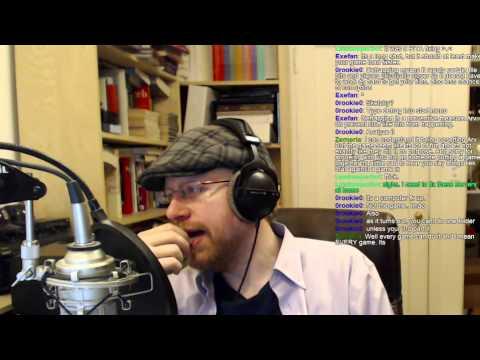Arv continues his cyber-magi-elf punk run as he streams Shadowrun Returns: Dragonfall (court - 3 / 3