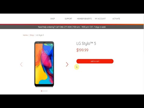LG Stylo™ 5 | Virgin Mobile USA