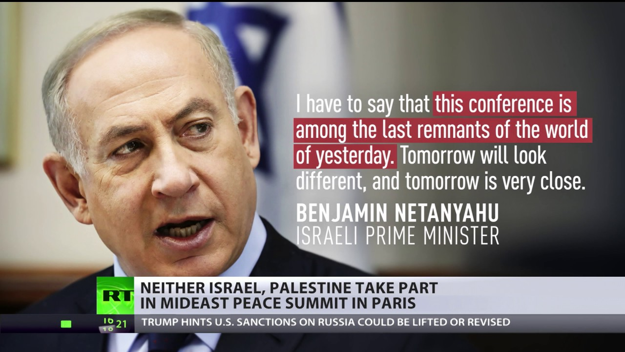 'Pointless' Peace Parley : Israel, Palestine don't take part in Middle East summit