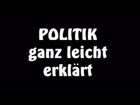 Politik Witz