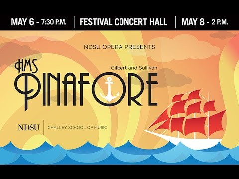 NDSU Opera presents HMS Pinafore