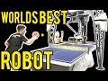 World's Best Table Tennis Robot vs TableTennisDaily's Dan!