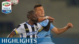 Lazio - Udinese 2-0 - Highlights - Journée 3 - Serie A TIM 2015/16