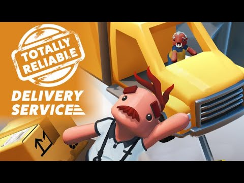 Totally Reliable Delivery Service is a ragdoll physics game about terrible drivers