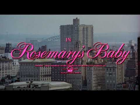 ROSEMARY'S BABY (Main Title [LULLABY FROM ROSEMARY'S BABY - PART 1 & PART 2]) (1968 - Paramount) mp3