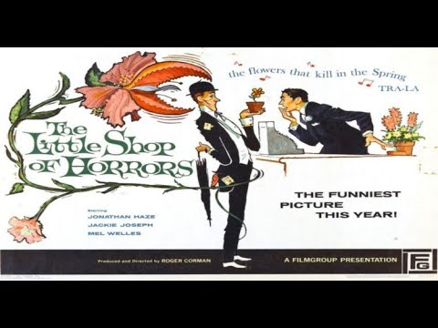 Little Shop of Horrors | Full Movie | 1960 Roger Corman